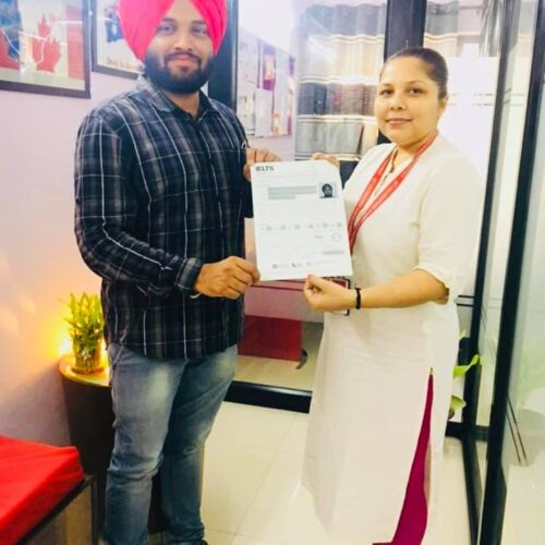Congrats Mandeep Singh Ielts score-7 bands Score 7+ bands in IELTS