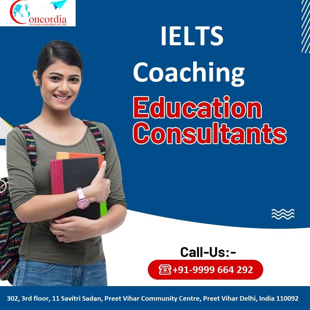 IELTS Coaching in Laxmi Nagar