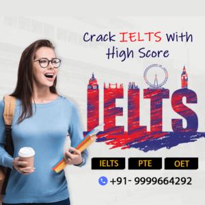 Online IELTS Coaching Laxmi Nagar